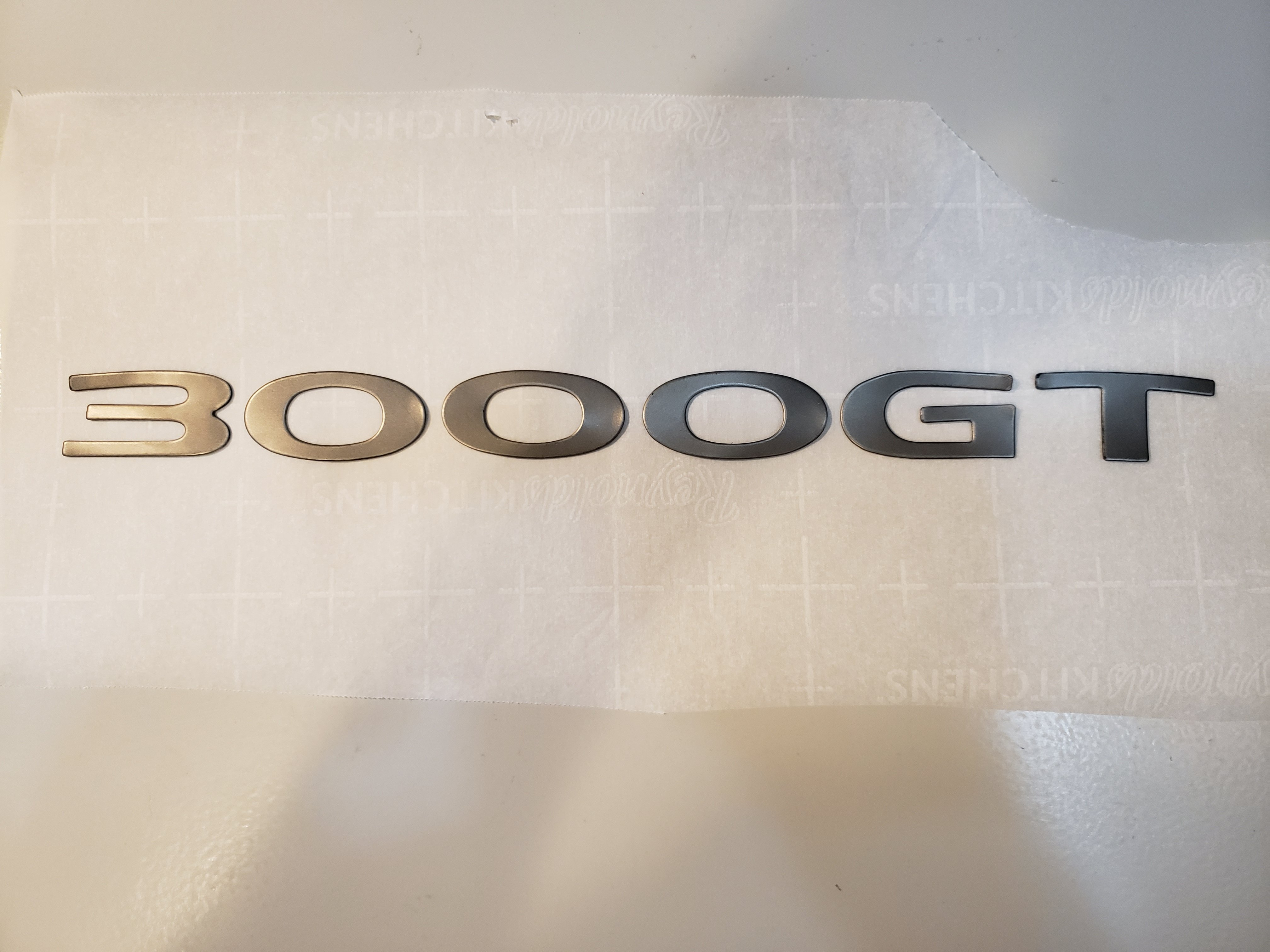 Extremely Rare Rear 3000GT Emblem In Mint Condition-20191003_173736_1570139015620.jpg