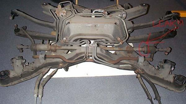 rear power steering leak 3000gt stealth international message centerRear Power Steering Leak 3000gt Stealth International Message Center #5