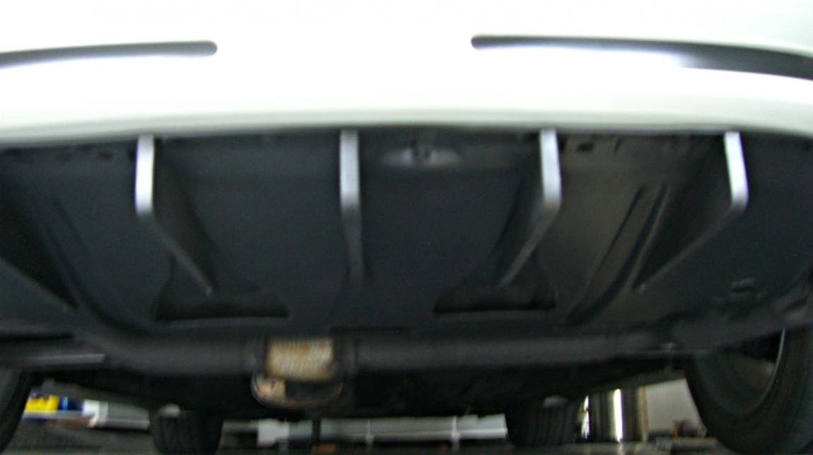 Low cost Rear Diffuser DIY - 3000GT/Stealth International Message Center
