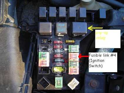 159786d1409779070 car wont crank fusible4 headlights won't turn on!?! '91 stealth 3000gt stealth 3000gt fuse box at honlapkeszites.co