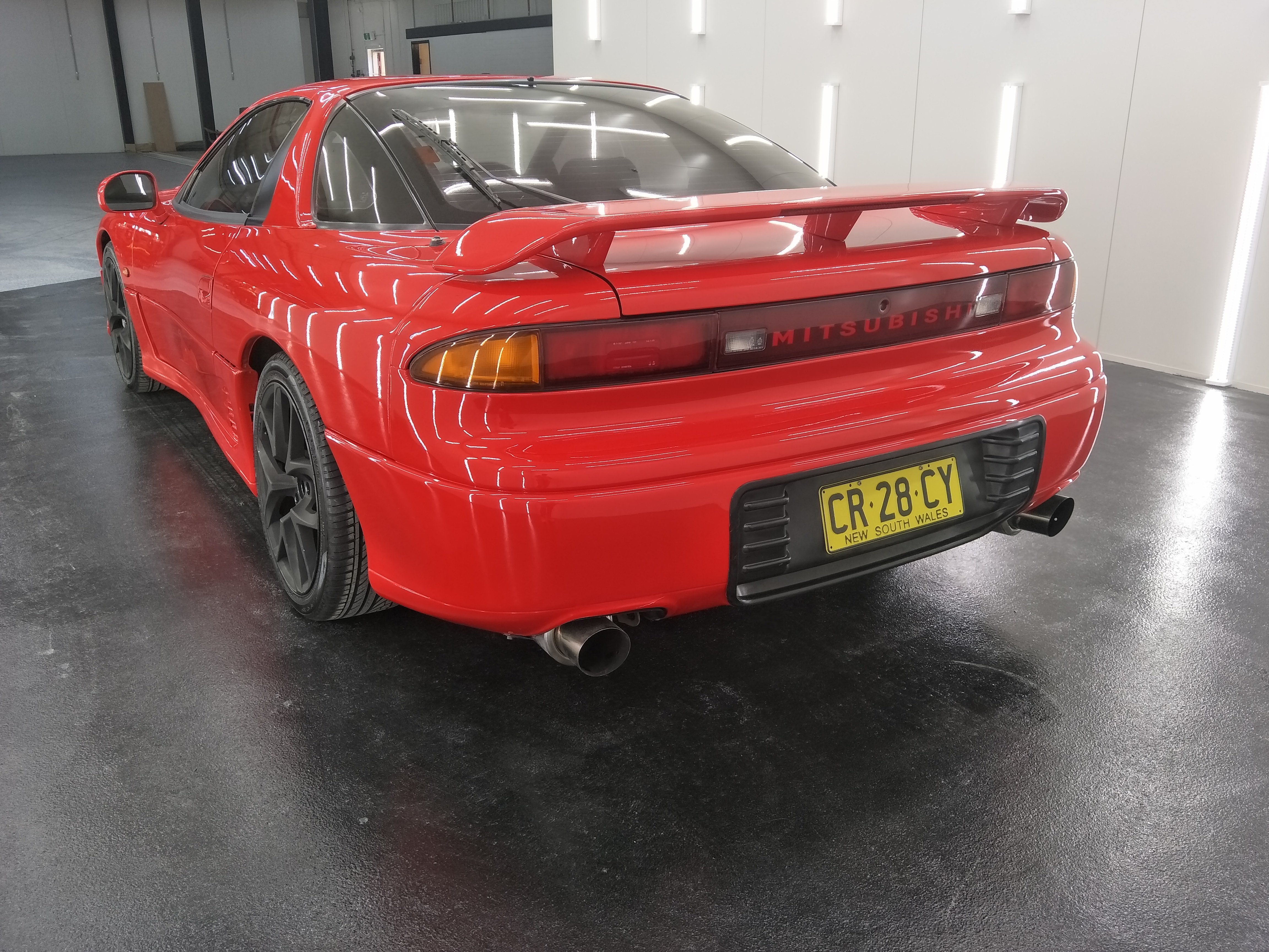 For Sale: 1993 Mitsubishi 3000gt VR4 twin turbo Australian delivered 65 of 117-img20190110162454.jpg