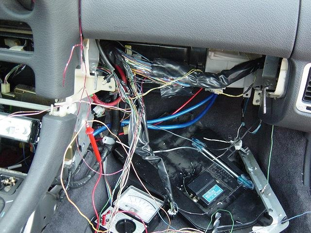 the how to on how to do the digital climate control conversion – Dodge Climate Control Wiring Diagram