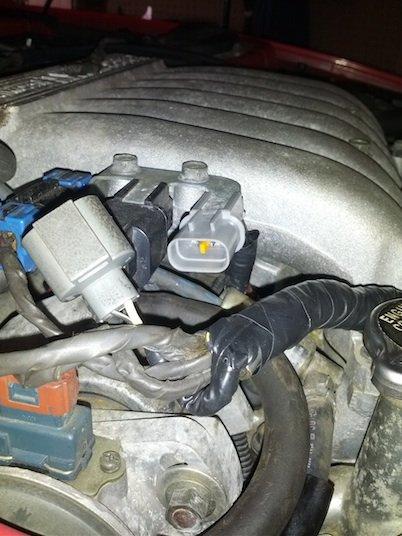 Help testing knock sensor? - 3000GT/Stealth International