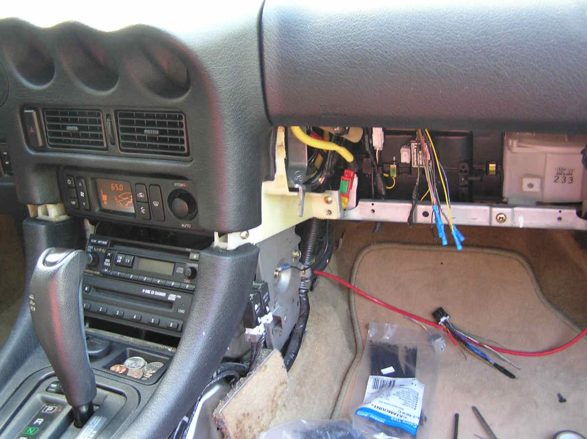 99 sl digital climate control conversion completed page 7 3000gt rh 3si org Dodge Dakota Wiring Diagrams Mitsubishi 3000GT Timing Marks